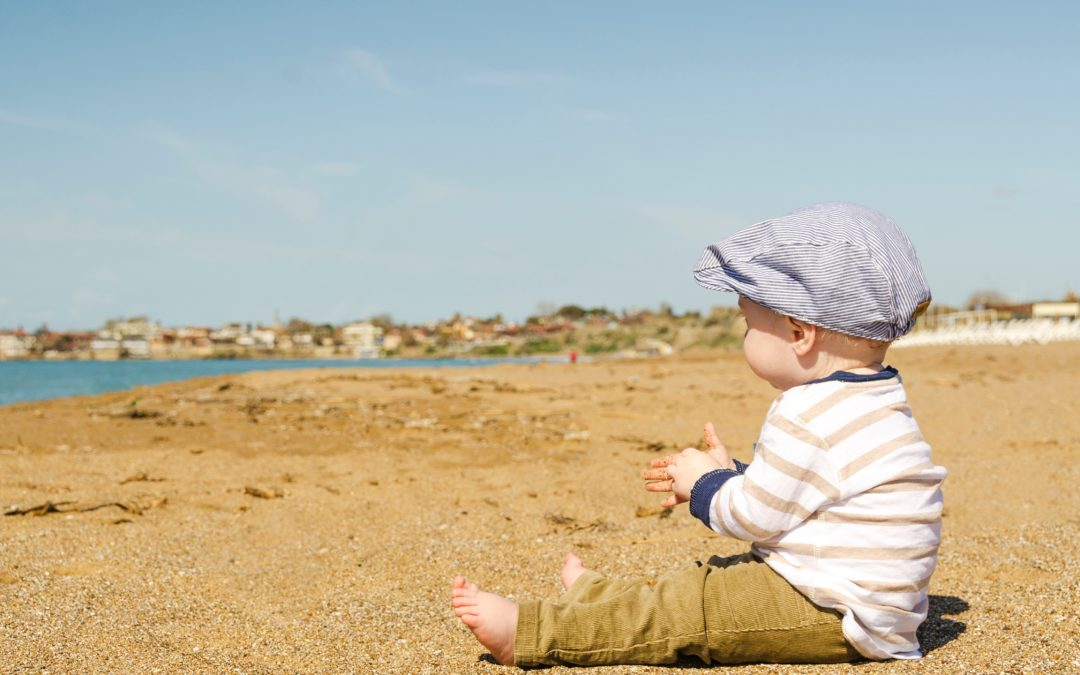 How to take kids to the beach (and enjoy it)
