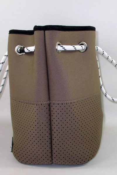khaki_brown_side_neoprene_bucket_bag
